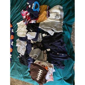 0-3 Months Baby Boy Clothing Bundle
